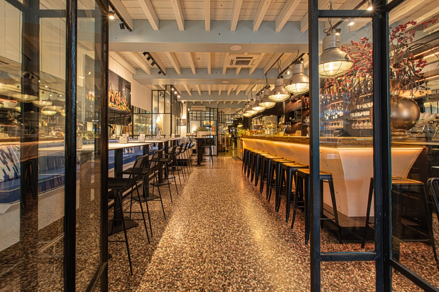 blue bar restaurant oisterwijk